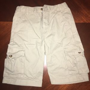 Button Cargo Shorts by Old Navy